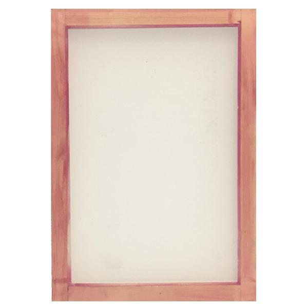 Cornice per stampa serigrafica in legno – Seritalia live – Roma