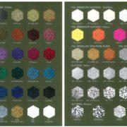 Glitters colors Seritalia Live